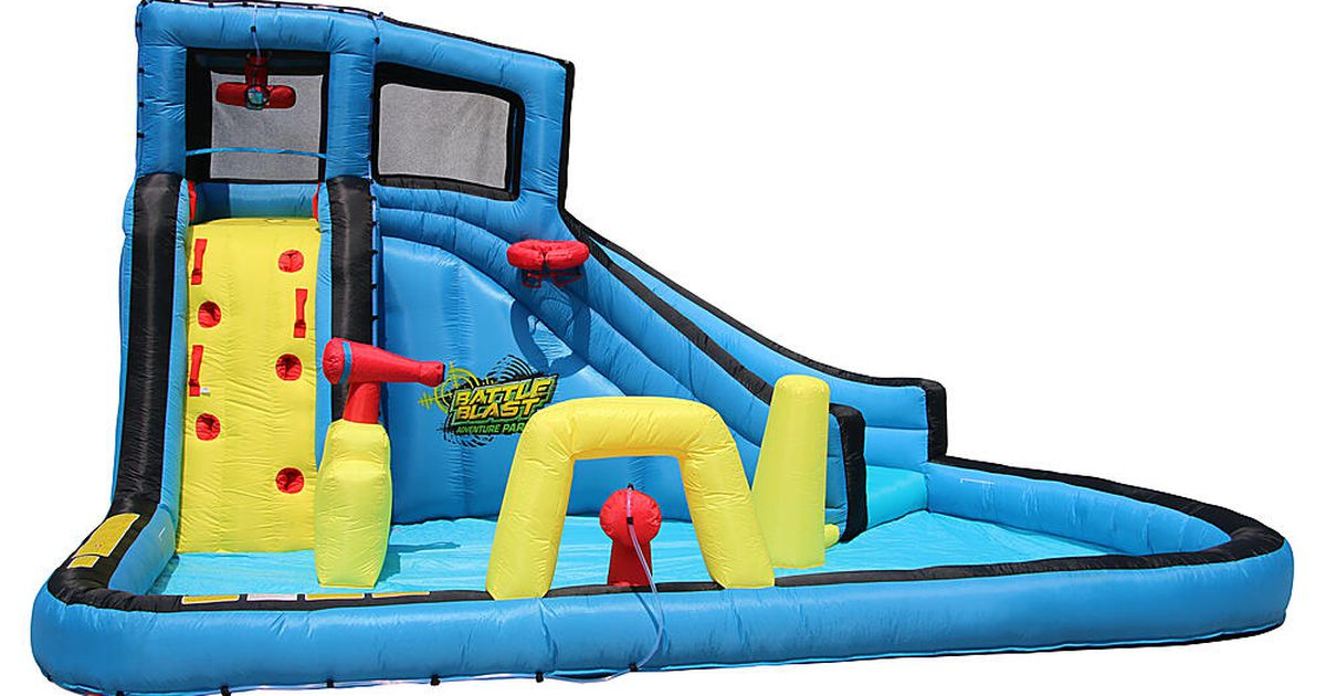 Defeat the heat with $150 off this backyard water park