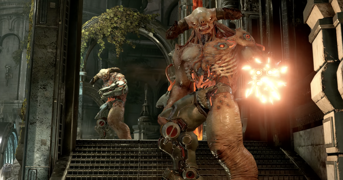 Doom Eternal upgrade for PS5 has one glaring issue