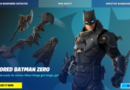 Fortnite Armored Batman Skin Is Now Available