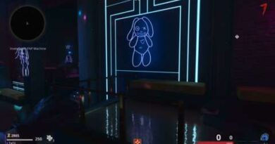 How To Complete Disco Bunny Easter Egg In CoD: Black Ops Cold War's Zombies Mauer Der Toten