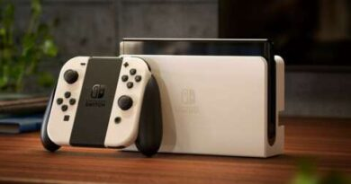 Nintendo Switch OLED Is For Handheld Players With Commitment Issues