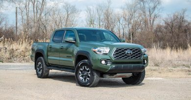 2021 Toyota Tacoma TRD Off-Road review: A properly rugged midsize truck