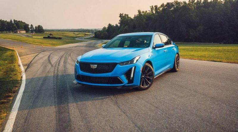 2022 Cadillac CT5-V Blackwing first drive review: One more than too much