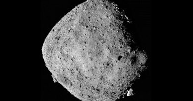 Asteroid Bennu has 1 in 1,750 chance of smashing into Earth, NASA says