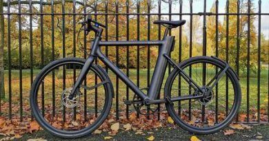Cowboy 3 Review: An App-Controlled Electric Bike