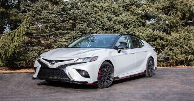 2021 Toyota Camry TRD review: Flash with some performance sizzle