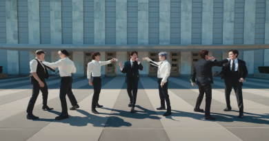 BTS shares vaccine status at United Nations, shows new video filmed there
