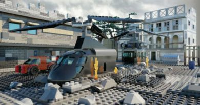 Call Of Duty's Most Iconic Maps Have Been Recreated In Lego