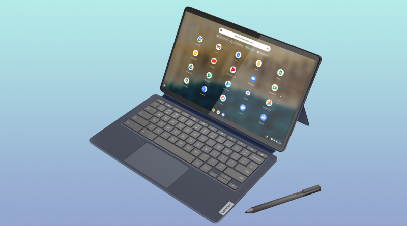 Lenovo Chromebook Duet 5 adds a larger OLED display to the Surface-like 2-in-1