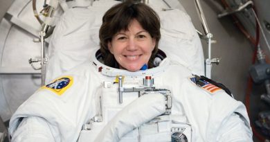 NASA astronaut: Inspiration4 'not just a space mission. It's an Earth mission'