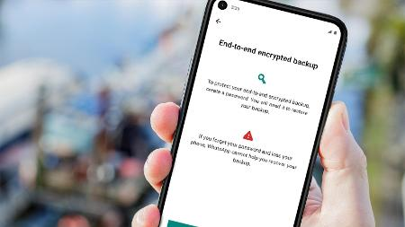WhatsApp Backups Are Getting End-to-end Encryption