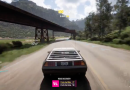Forza Horizon 5 Features The DeLorean From Back To The Future