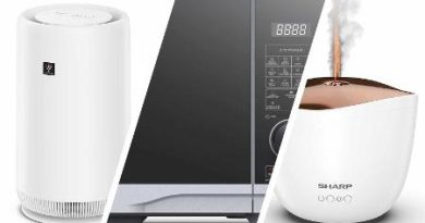 Sharp's New Air Treatment Appliances Are Affordable And Out Soon
