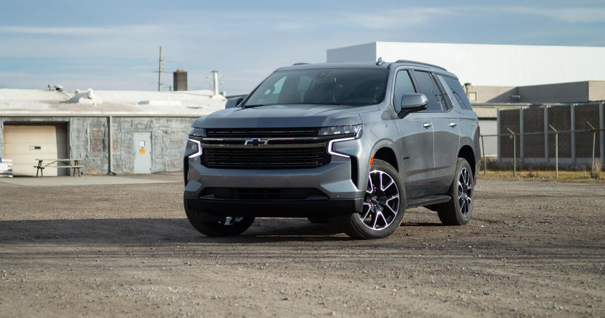 2021 Chevy Tahoe Diesel first drive assessment: Vary queen