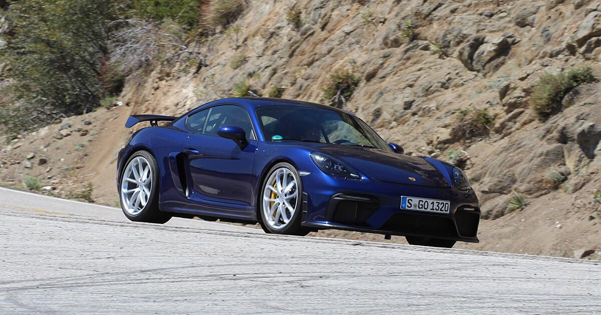 2021 Porsche 718 Cayman GT4 evaluation: Now with PDK