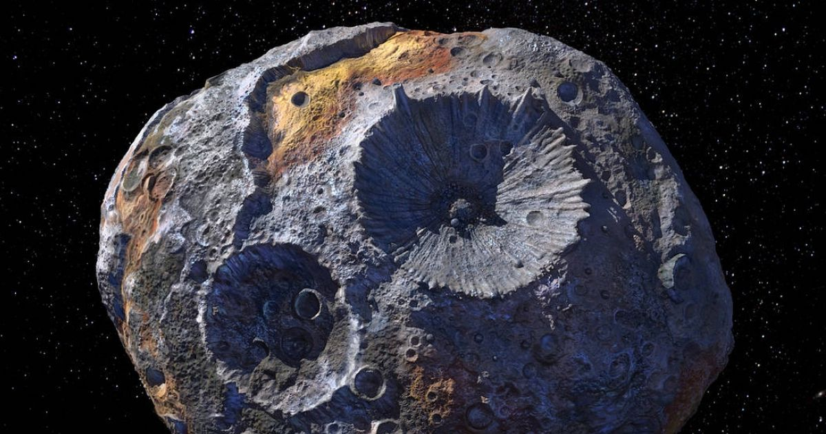 '$10,000 quadrillion' asteroid Psyche may not be as valuable as first thought
