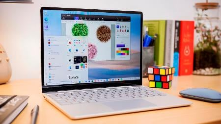 Microsoft Surface Laptop Go at Lowest Ever Price for Prime Day